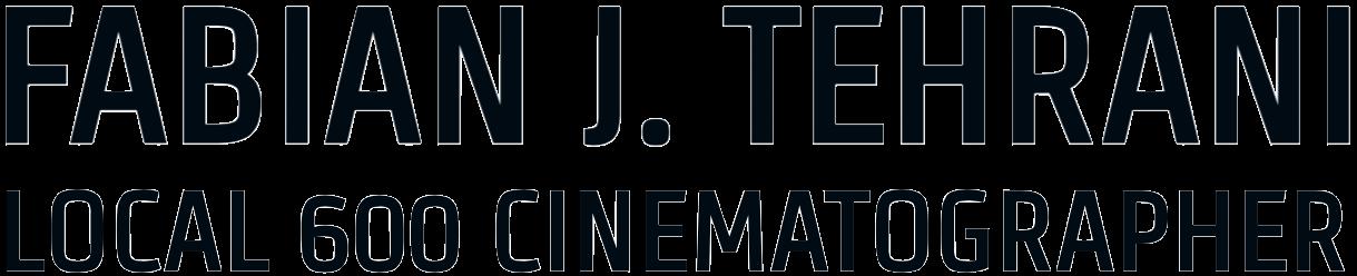 Fabian Jedoux Tehrani | Cinematographer